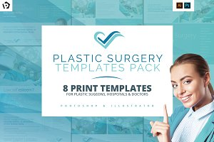 Plastic Surgery Templates Pack