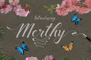 Merthy Script