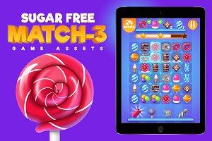 Sugar Free Match3