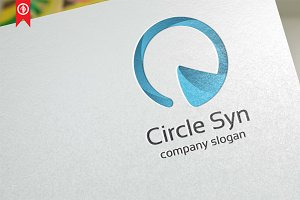 Circle SYN - Logo Template