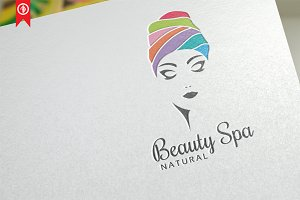 Beauty SPA - Logo Template