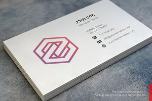 S Z Logo and Simple Business Card