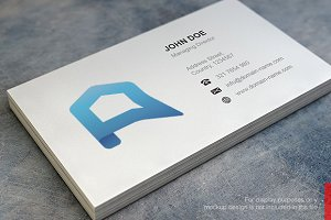 Home Logo and Simple Business Card