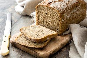 Rustic bread