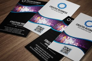 20 Corporate Business Card Bundle 2
