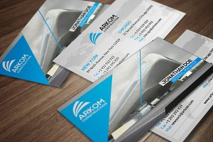 20 Modern Business Card Bundle 4