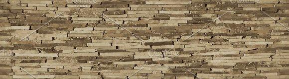 Flagstone Wall Cladding Texture