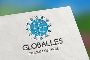 Globalles Logo
