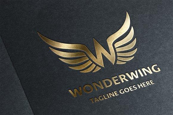 WonderWing Logo