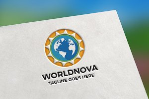 WorldNova Logo