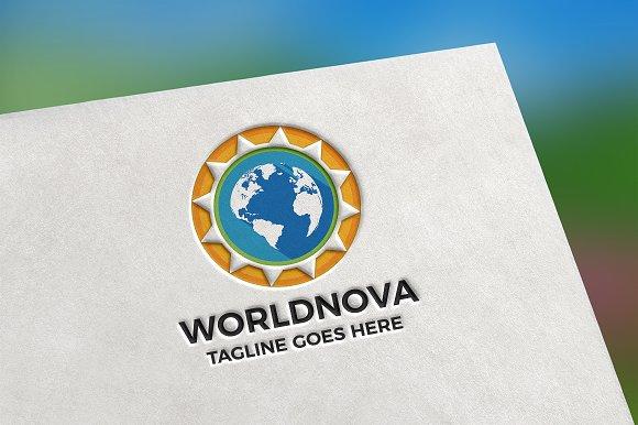 WorldNova Logo