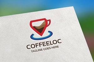 CoffeeLoc Logo