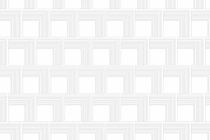 White geometric pattern