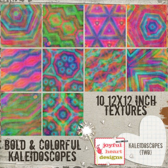 Kaleidoscopes {two}