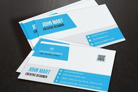 Creative Business Card v.07 - Business Cards