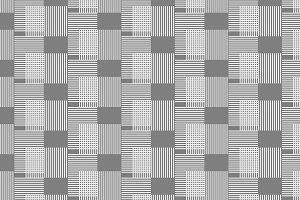 Lines geometric pattern