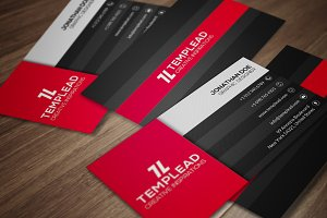 20 Modern Business Card Bundel 8