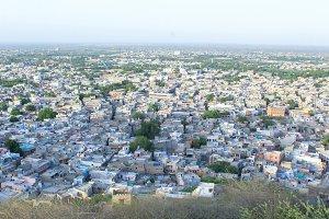 Barmer City - Rajasthan - India