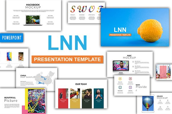 LNN Minimal Powerpoint