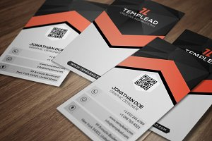 20 Corporate Business Card Bundle 9