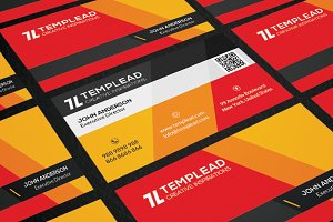 20 Modern Business Card Bundle 10