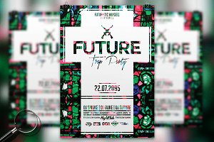 Urban Party | Modern Flyer Template