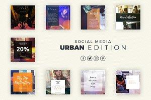 Social Media - Urban edition -50%