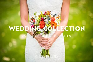 Wedding Collection Lightroom Presets