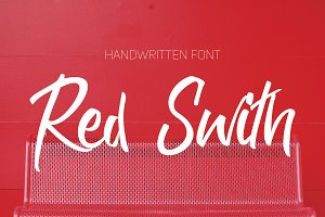 Red Swith Font