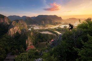 Khao Daeng Viewpoint