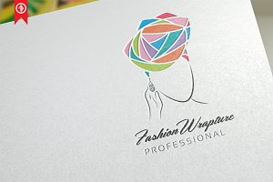 Fashion Hat - Logo Template