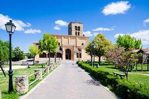 Santa Maria de la Peña, Sepulveda