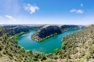 Natural park of Hoces del Duraton, Segovia, Castilla y Leon, Spain 2.jpg