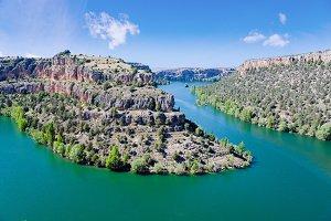 Natural park of Hoces del Duraton, Segovia, Castilla y Leon, Spain 4.jpg