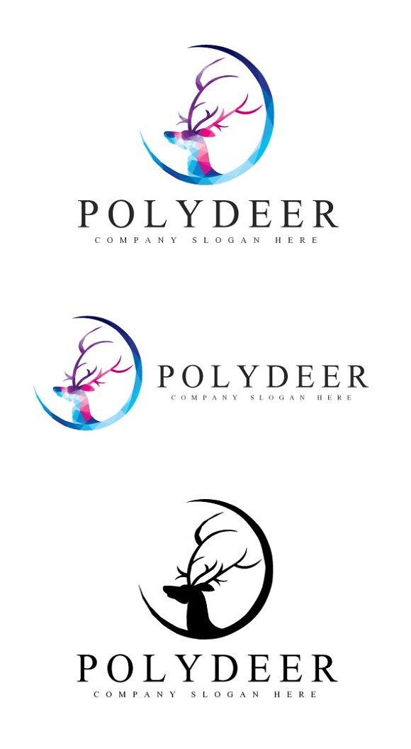 Polydeer Logo