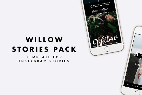 Willow Stories Pack