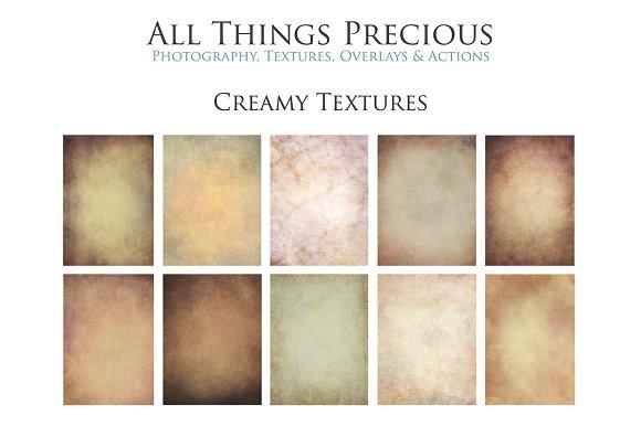 Fine Art Digital Creamy Textures