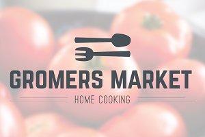 Market Style Logo