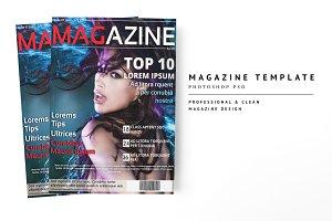 Magazine Template 14