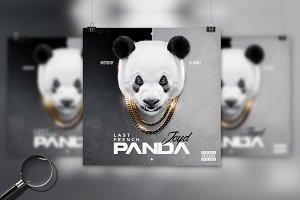 Panda | Conceptual Cover Template