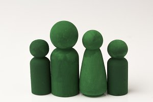 Green Color Family