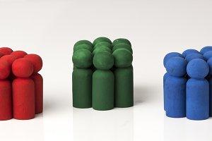 Red Green Blue Team