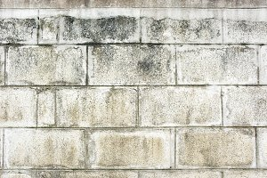 dirty cement block wall background