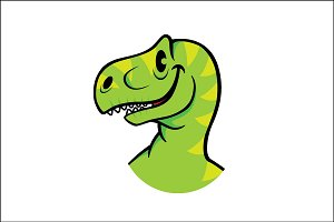 Dino - Vectorial Drawing