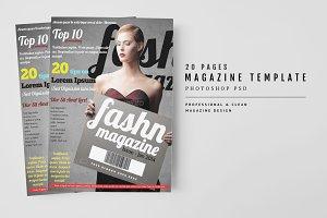 Magazine Template 27