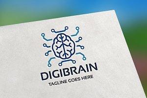 DigiBrain Logo