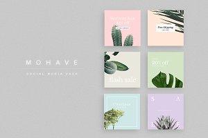 Mohave Social Media Pack