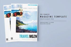 Magazine Template 29