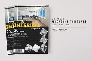 Magazine Template 30