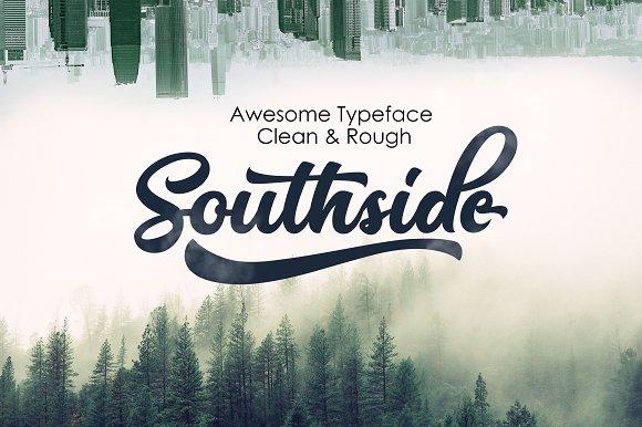 Southside Typeface